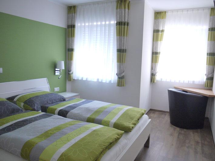 Apfeltraum Schlafzimmer